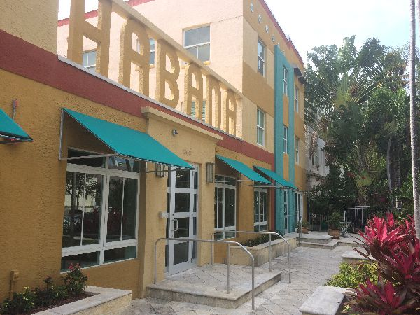 outside view of the Habana